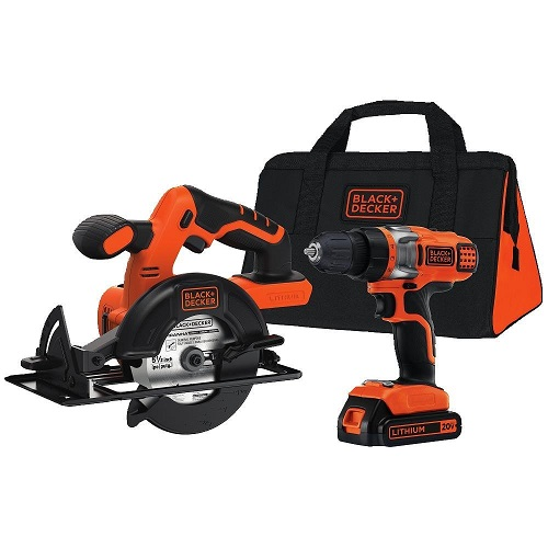 BLACK+DECKER BDCD220CS