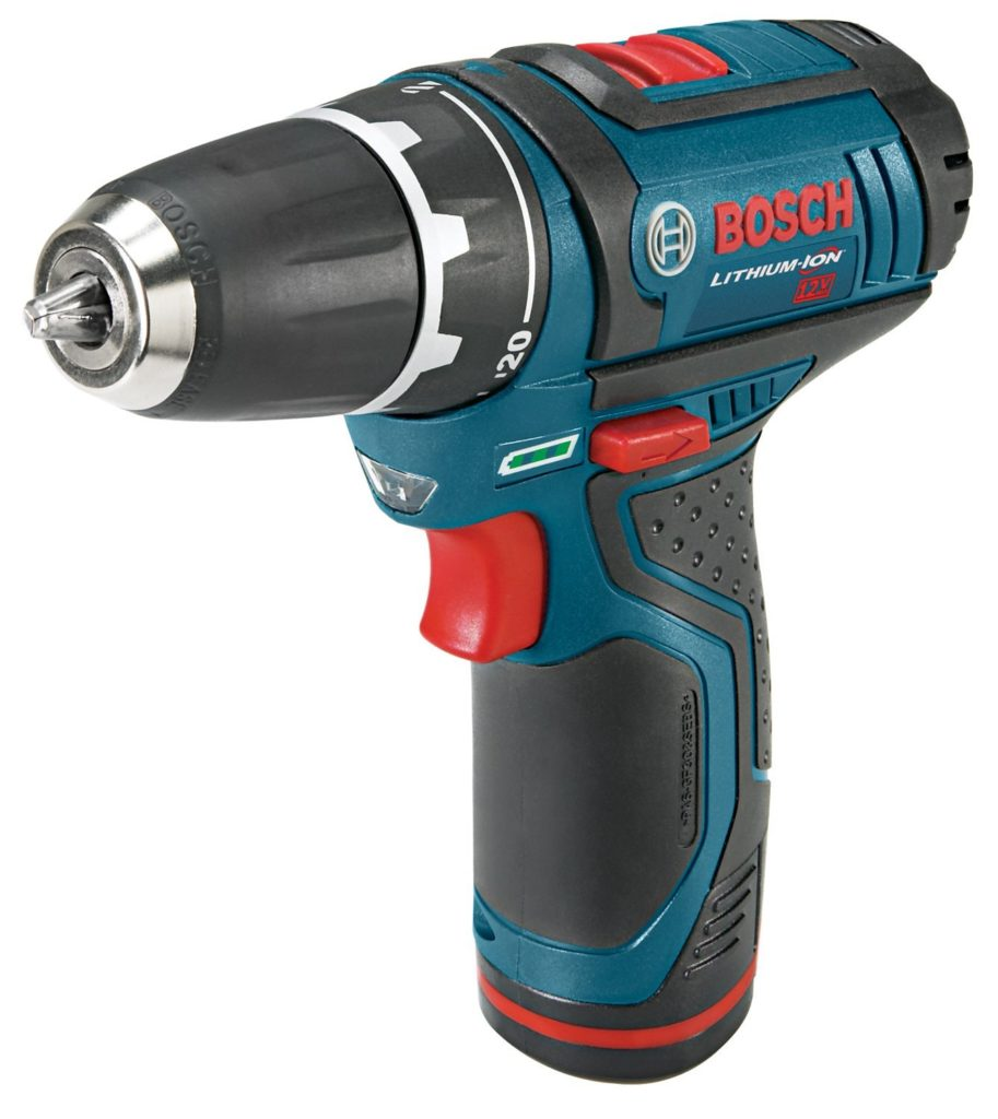 Cordless Drill Bosch PS31-2A Review