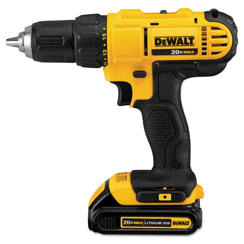 Cordless Drill Dewalt DCD 771C2 Review