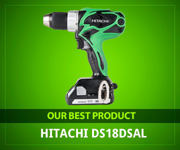Hitachi DS18DSAL - Our Best Product