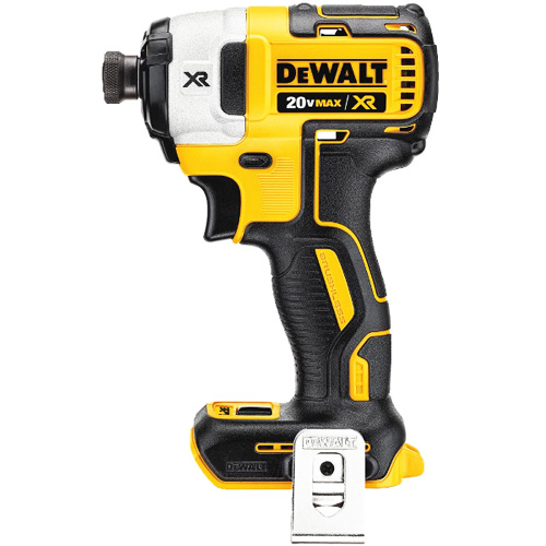 DEWALT 20V MAX XR Impact Driver Kit, Brushless, 3-Speed, 1/4-Inch, Tool Only (DCF887B) review