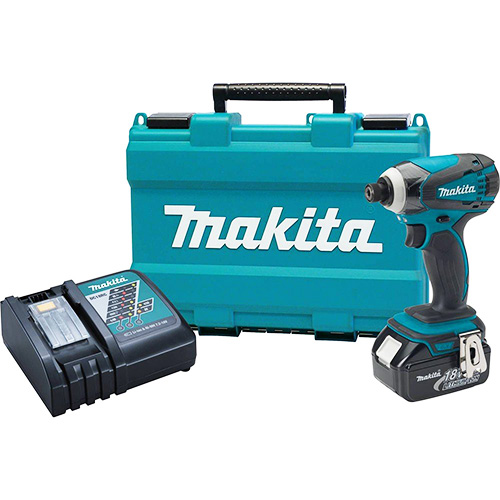 Makita XDT042 18V LXT Lithium-Ion Cordless Impact Driver Kit review