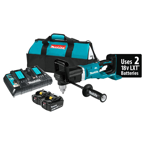 Makita XAD03PT 18V X2 LXT Lithium-Ion (36V) Brushless Cordless 1/2