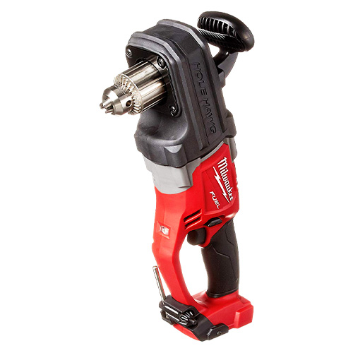 Milwaukee M18 18V FUEL HOLE HAWG 1/2 Right Angle Drill review