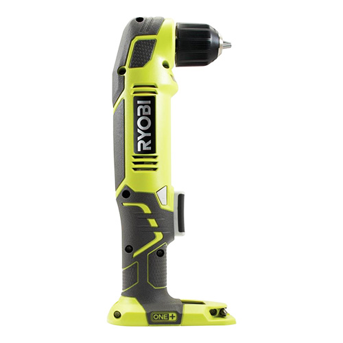 Ryobi P241 One+ 18 Volt Lithium Ion 130 Inch Pounds 1,100 RPM 3/8 Inch Right Angle Drill review